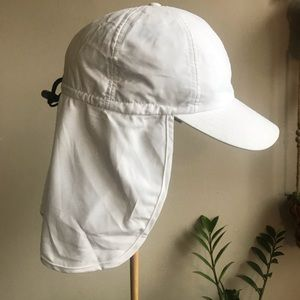 Other - Men's hat with neck shade NWOT